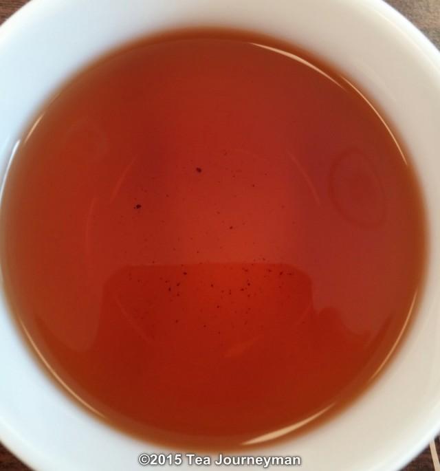 "Azores Shade-Grown Orange Pekoe ""Ponta Branca"" Black Tea Infusion"