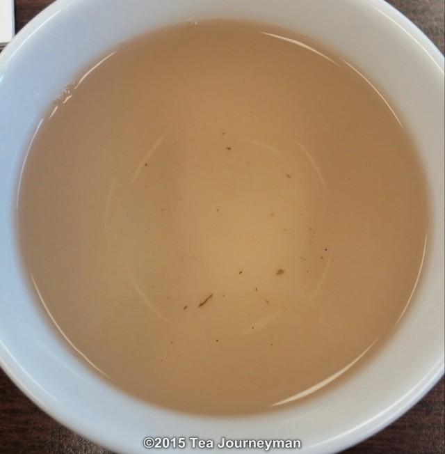 "Yunnan Graceful Purple ""Zi Juan"" Green Tea Infusion"
