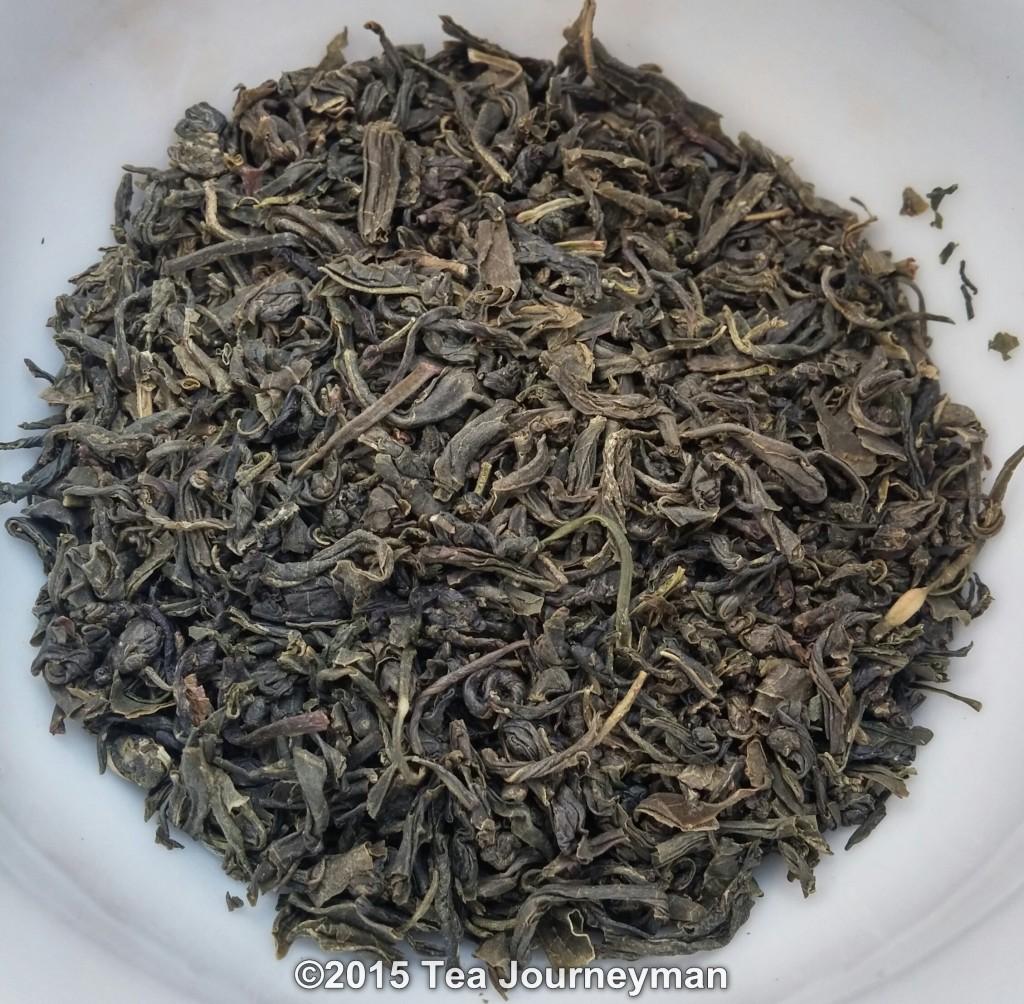 Teuksun Green Tea Dry Leaves
