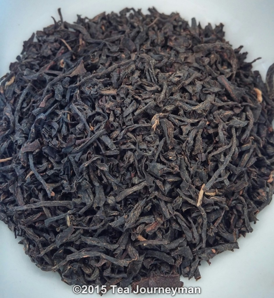 Hime Fuki Organic Makurazaki Black Tea Dry Leaves