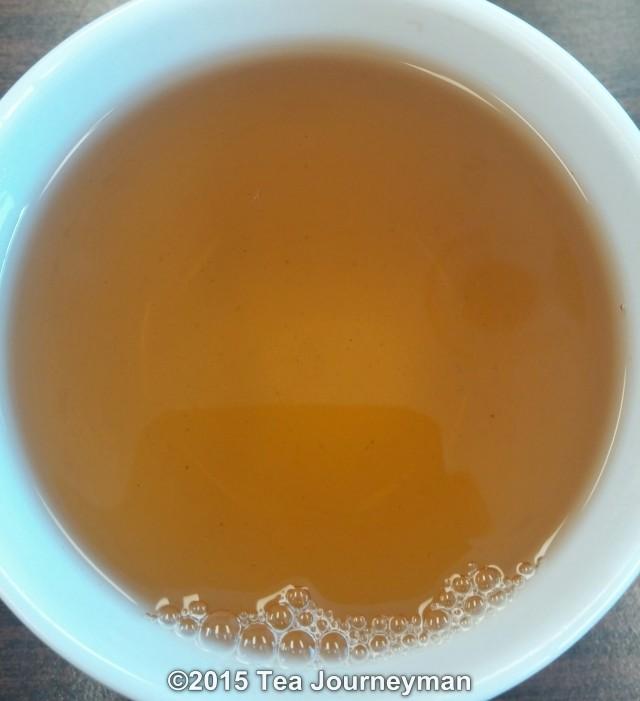 Azores Encosta De Bruma Premium Green Tea Liquor