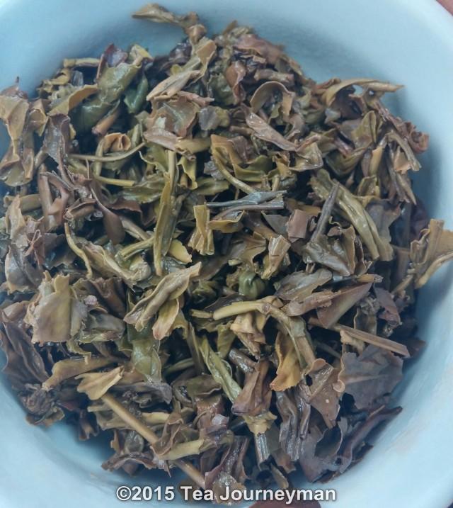 Azores Encosta De Bruma Premium Green Tea Infused Leaves