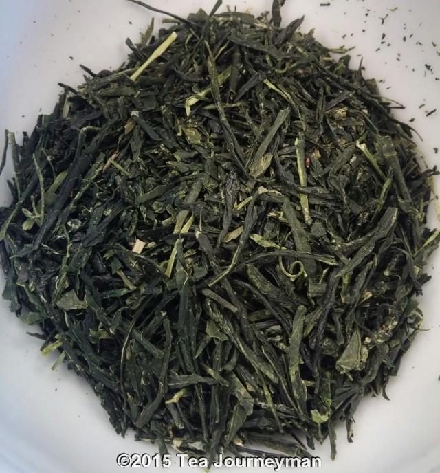 Organic Uji Gyokuro Gokou Green Tea Dry Leaves
