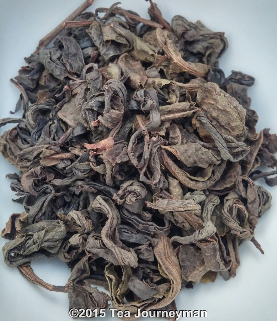 Organic Miyazaki Koubi Shiage Oolong Tea Dry Leaves