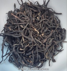 Coonoor Estate Nilgiri Black Tea Dry Leaves
