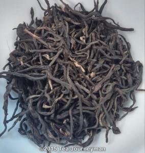 Coonoor Estate Nilgiri Black Tea Dry Leaves