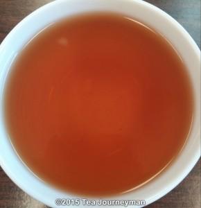 Coonoor Estate Nilgiri Black Tea Liquor