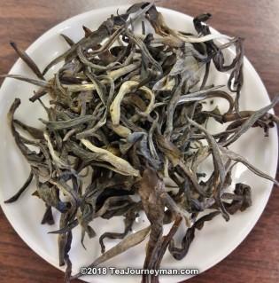 Araksa Silk Tea - Dry Leaves