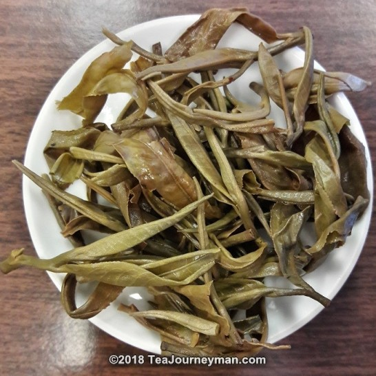 Araksa Silk Tea - Infused Leaves