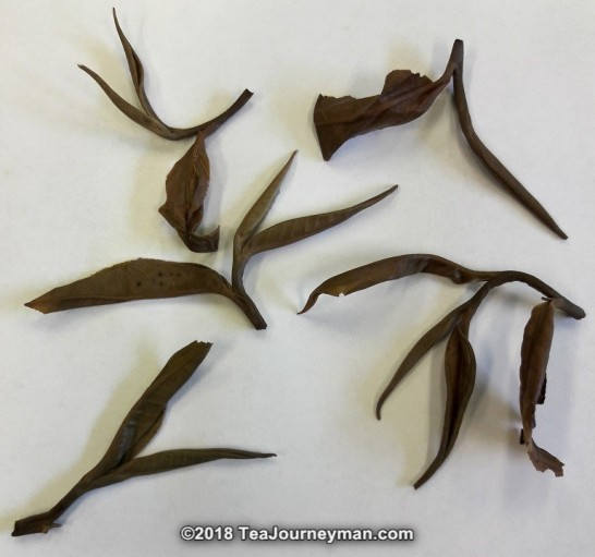 Araksa Silk Tea - Individual Infused Leaves